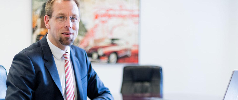 Fachanwalt Matthias Strauß